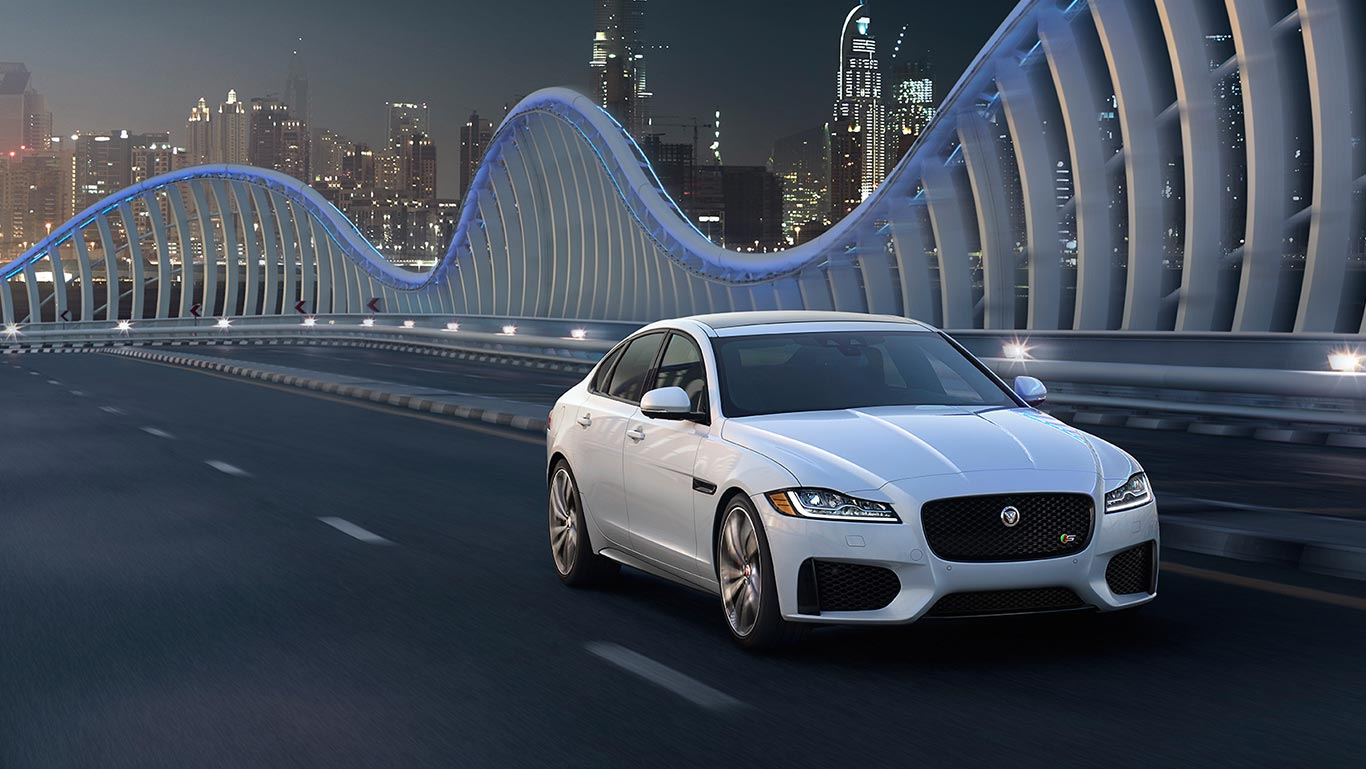 jaguar supercharged sale xf for