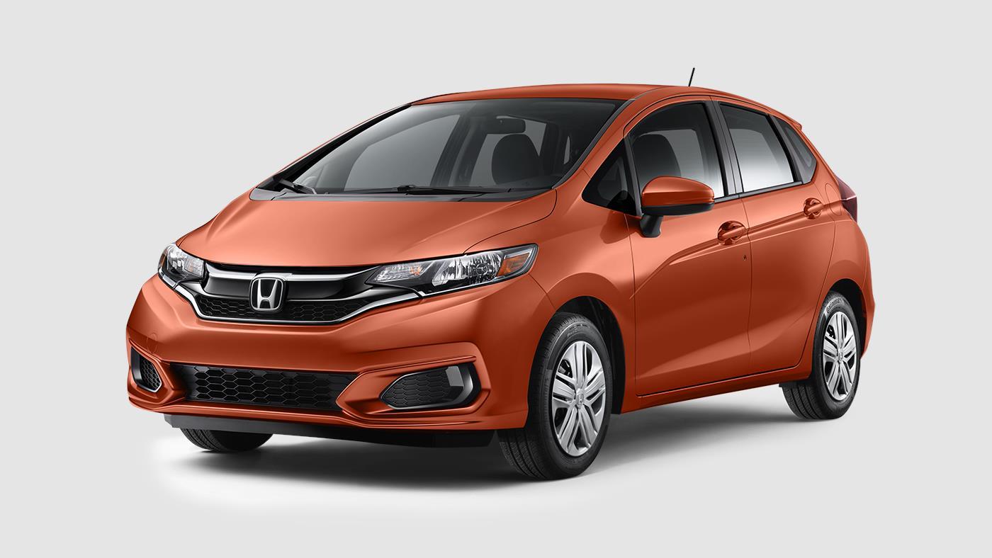New 2018 Honda Fit In Cincinnati Ohio