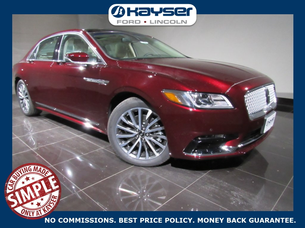 New 2018 Lincoln Continental for sale in Madison,Wisconsin