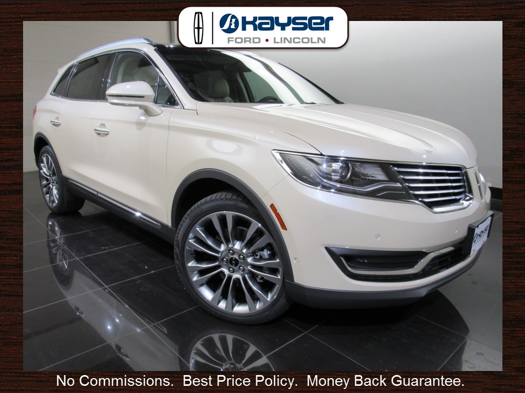 New 2018 Lincoln MKX for sale in Madison,Wisconsin