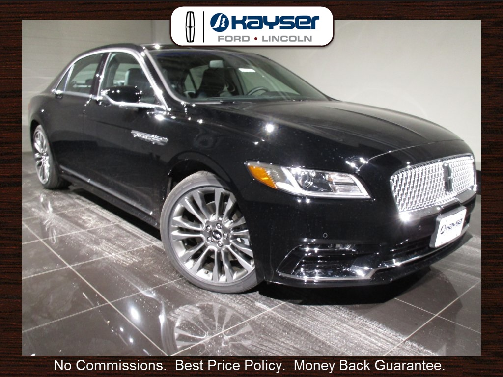 New 2017 Lincoln Continental for sale in Madison,Wisconsin