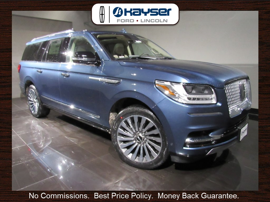 New 2018 Lincoln Navigator for sale in Madison,Wisconsin