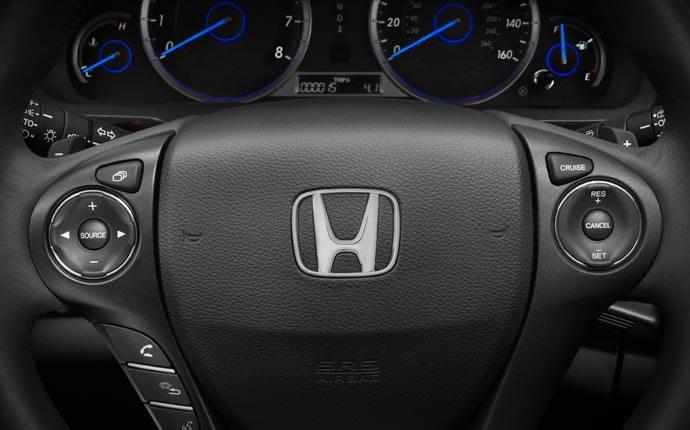 New Honda Crosstour Interior Image 1
