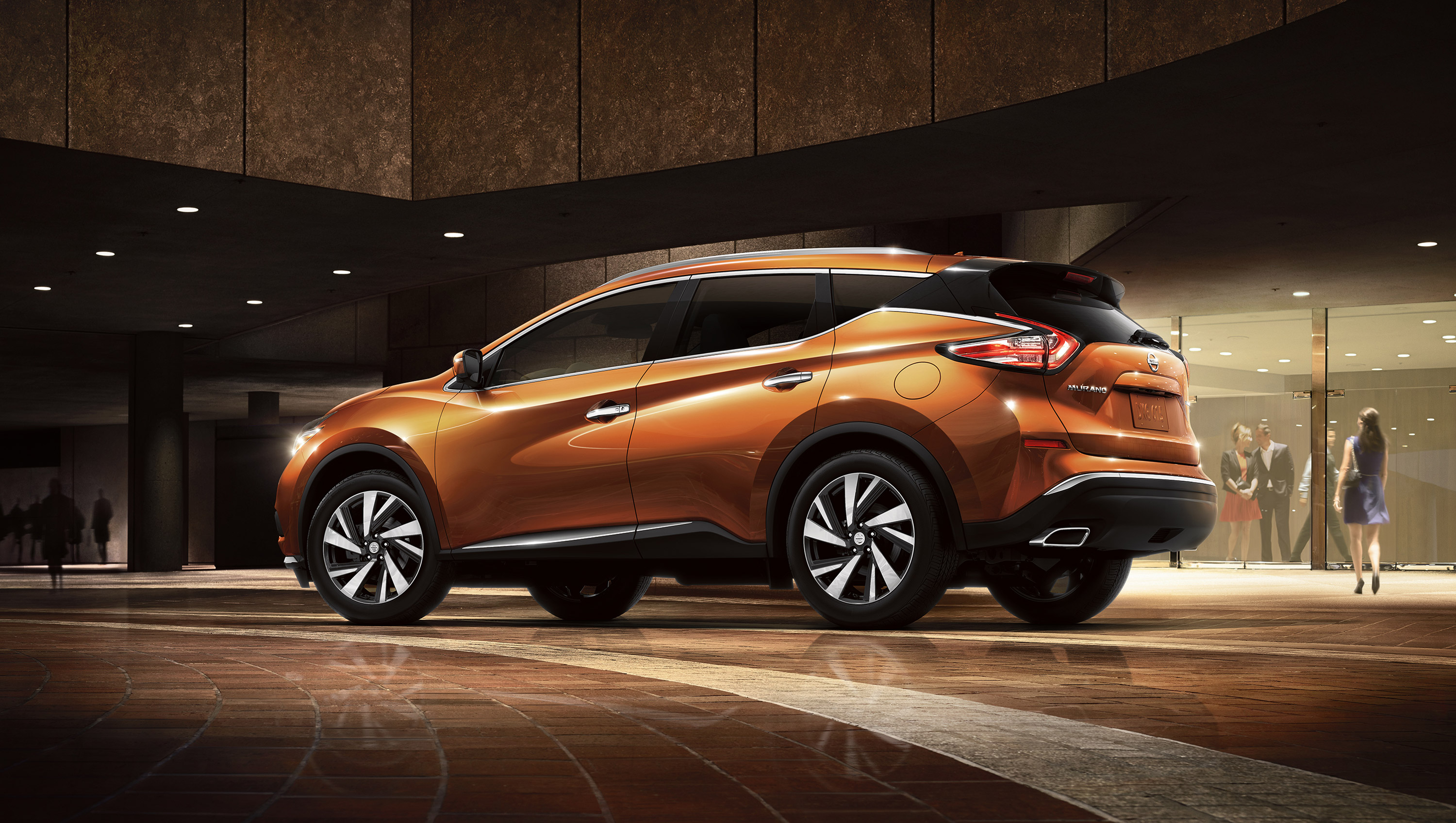 Buy or Lease a New Nissan Murano Boston MA Kelly Nissan of