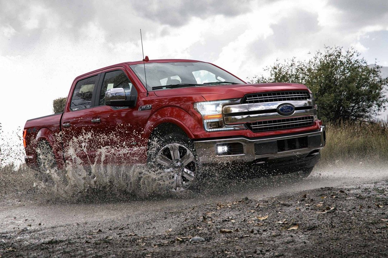 New Ford F  On Sale Now At Ken Grody Ford Sango
