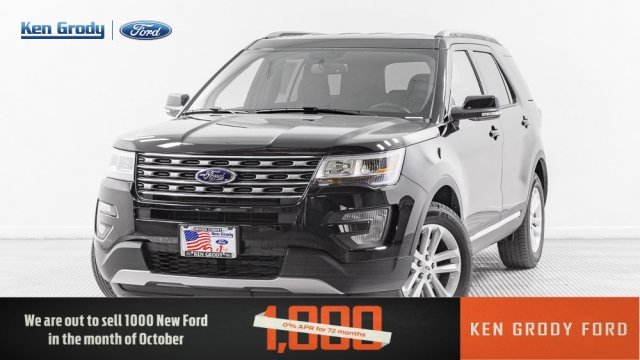 Ford Explorer Prices  Lease Deals Orange County CA