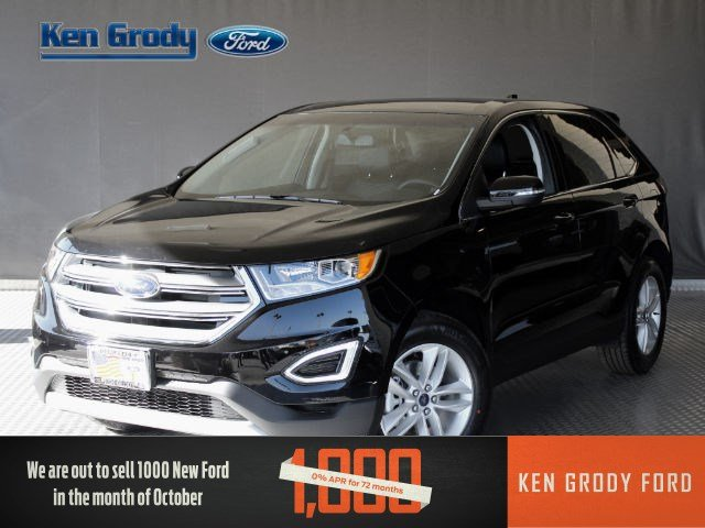 Ford Edge Prices  Lease Deals Orange County CA
