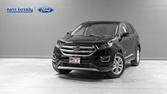 New  Ford Edge In Buena Park California