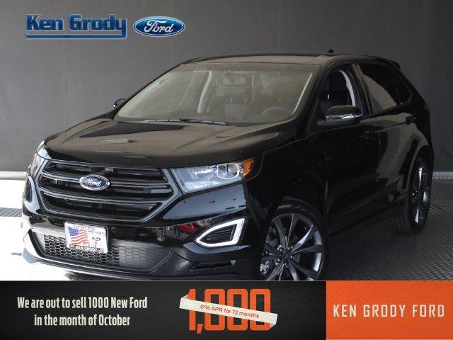 New 2017 Ford Edge in Carlsbad California & Ford Edge Prices u0026 Lease Deals San Diego CA markmcfarlin.com