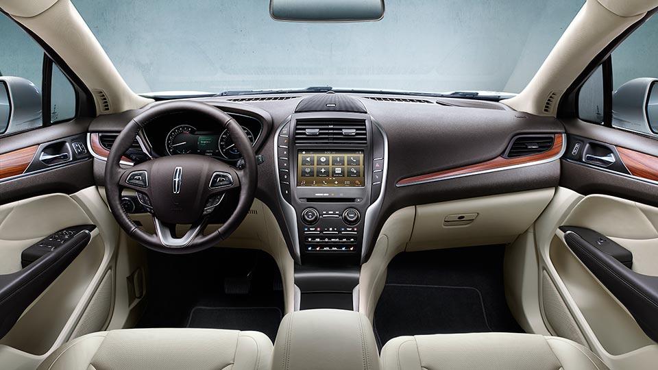 New Lincoln MKC Interior main image