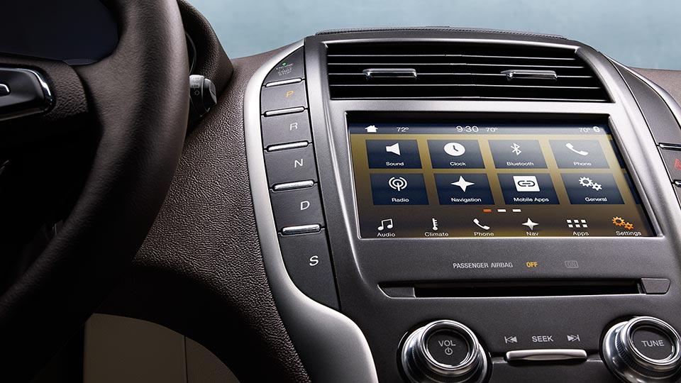 New Lincoln MKC Interior image 1