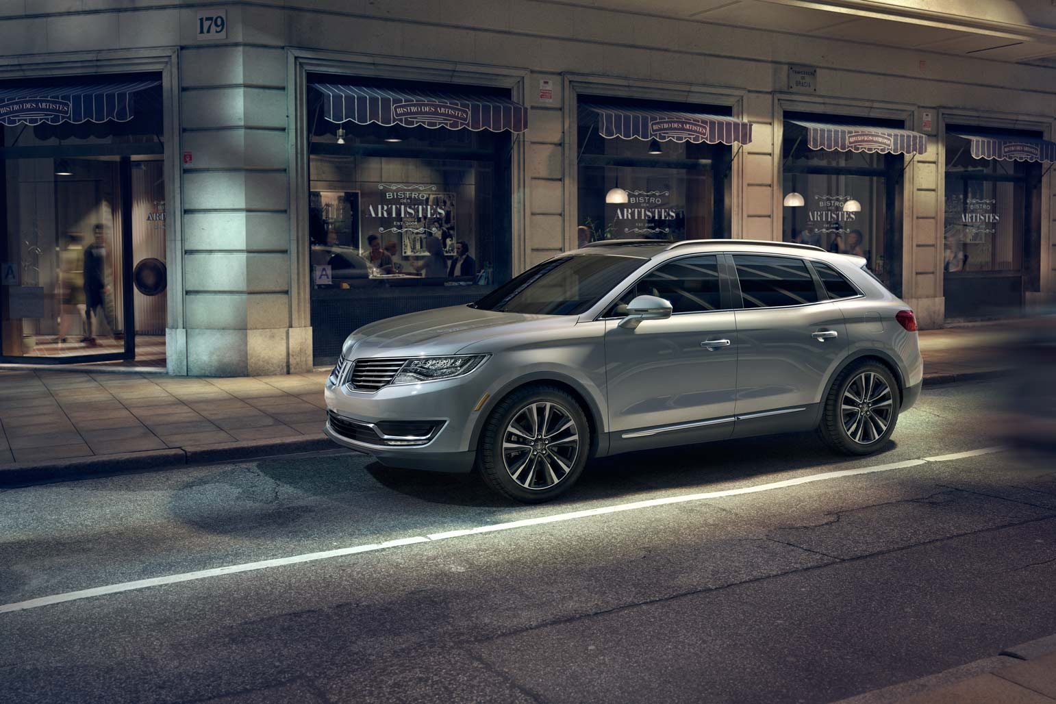New Lincoln MKX Exterior image 1