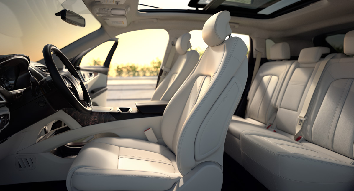 New Lincoln MKX Interior main image
