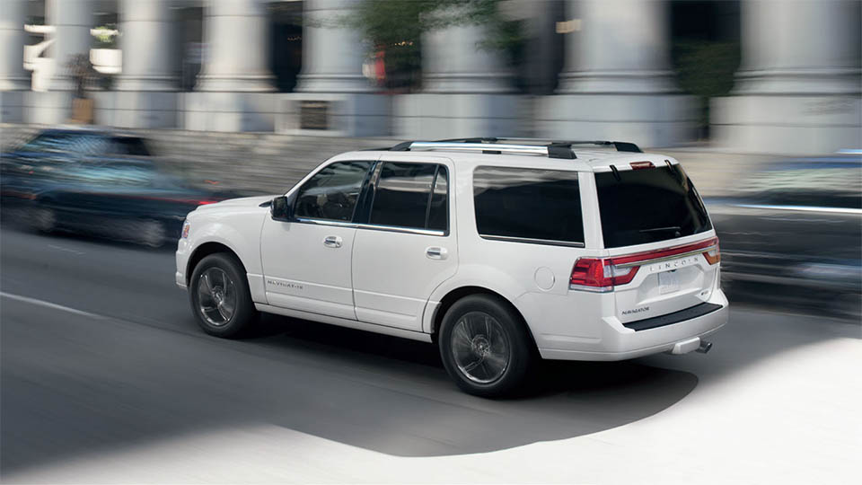 New Lincoln Navigator Exterior image 1
