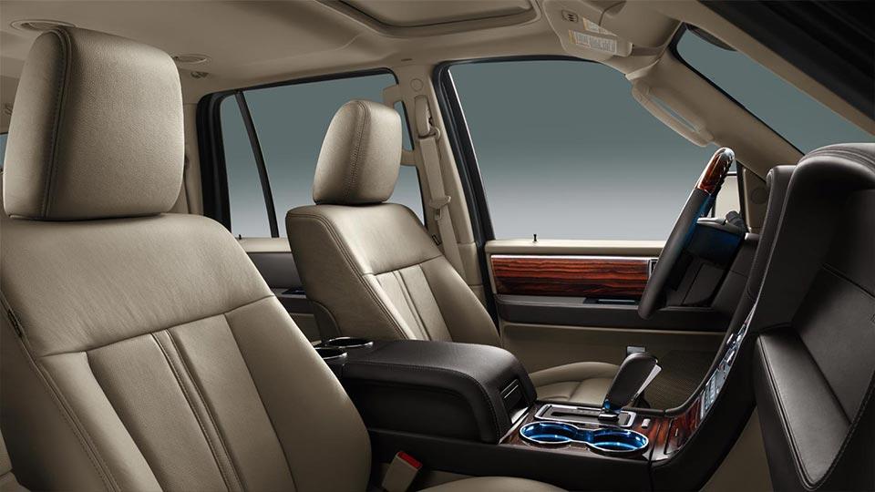 New Lincoln Navigator Interior main image