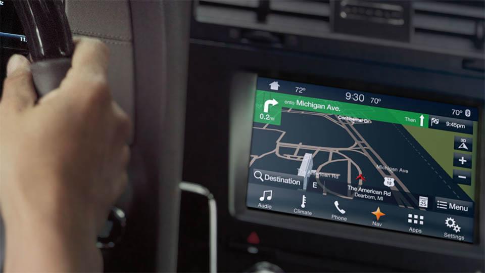 New Lincoln Navigator Interior image 2