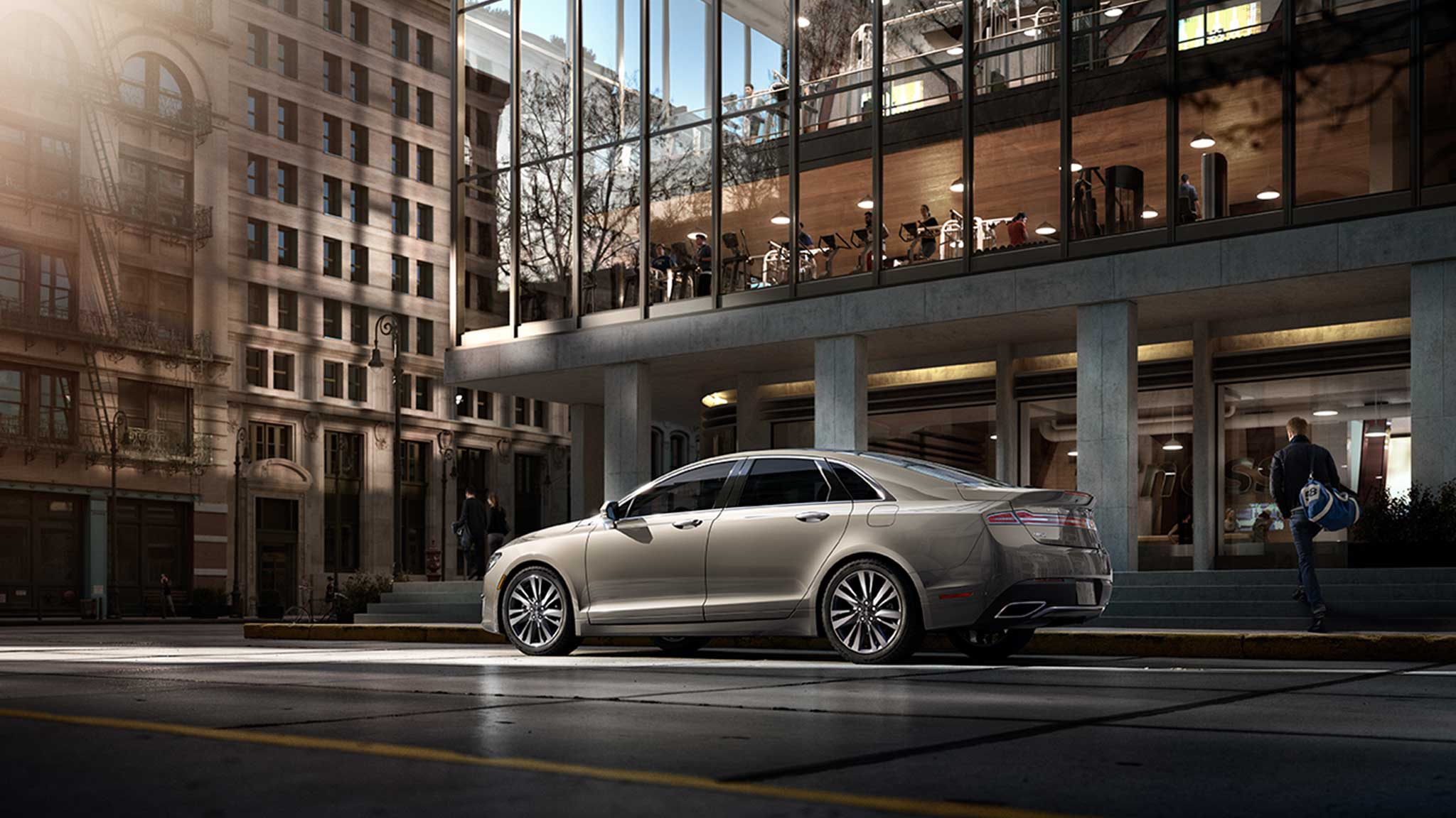 New Lincoln MKZ Exterior image 1