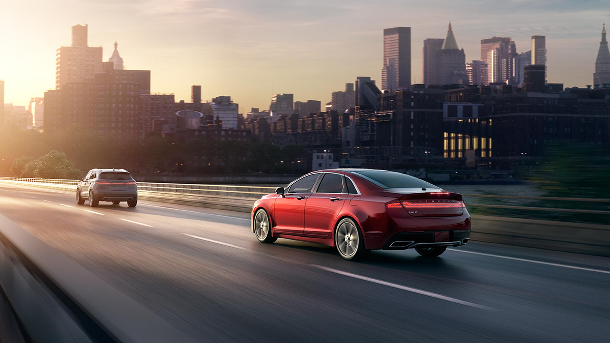 New Lincoln MKZ Exterior image 2