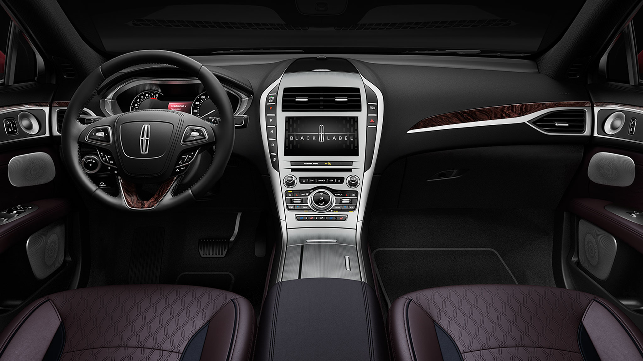 New Lincoln MKZ Interior image 1