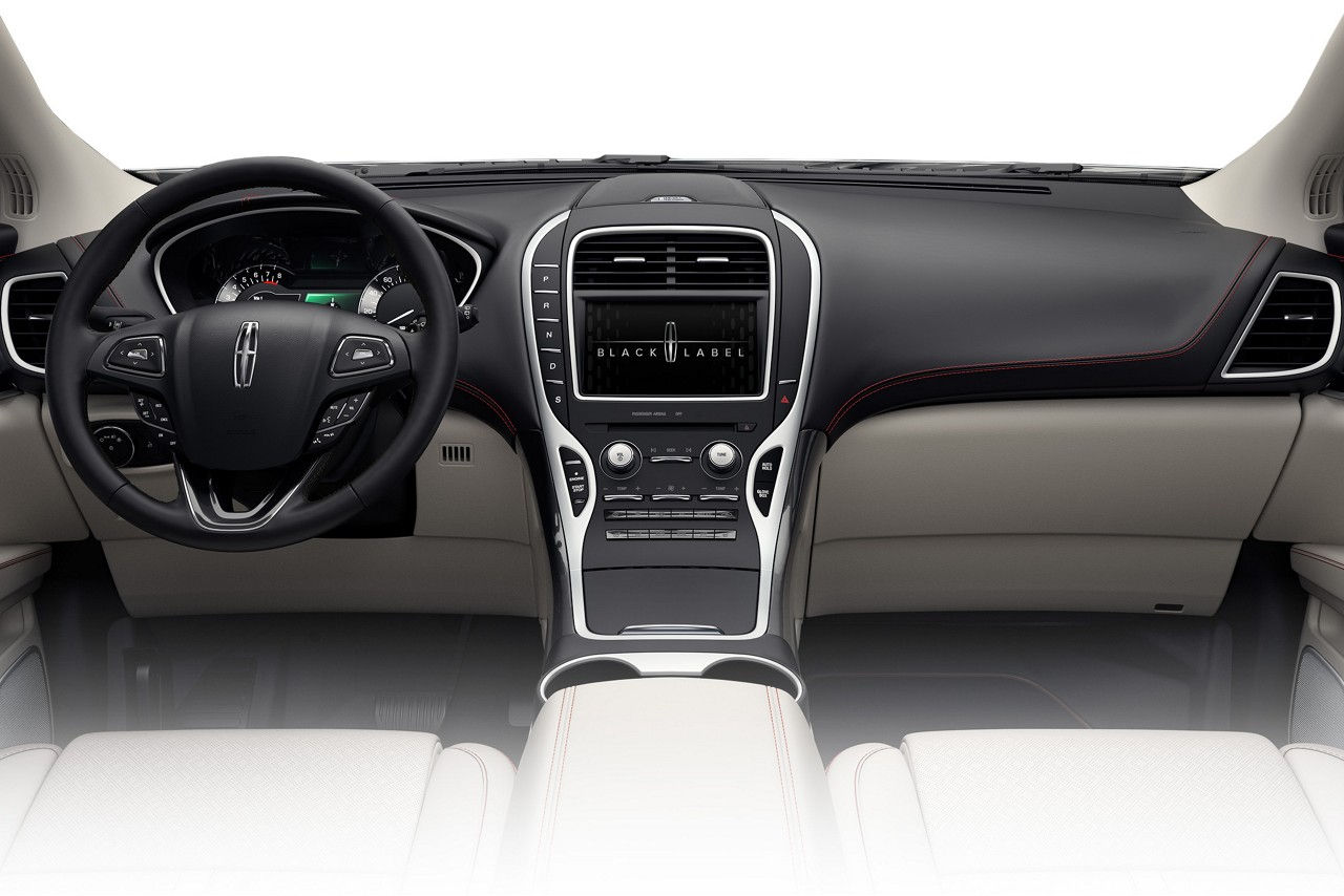 New Lincoln MKX Interior Features
