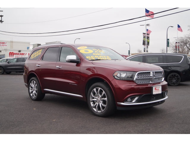 New 2016 Dodge Durango in Oak Lawn Illinois