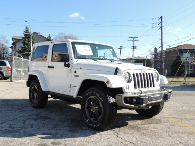New 2017 Jeep Wrangler in Oak Lawn Illinois