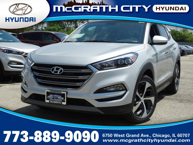 New 2016 Hyundai Tucson in Chicago Illinois