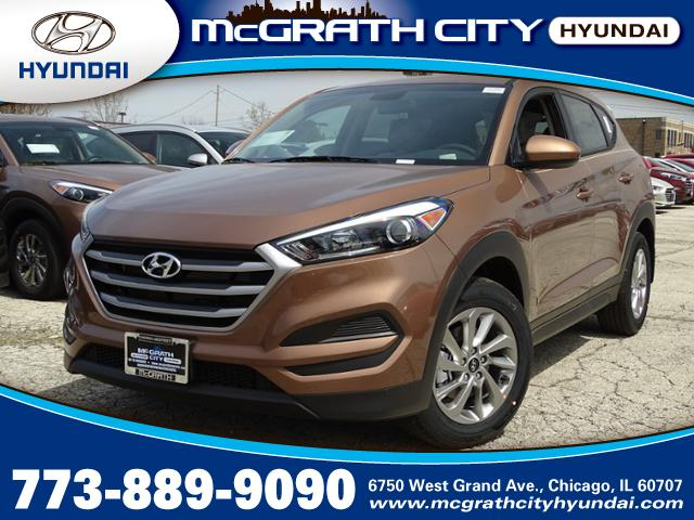 New 2017 Hyundai Tucson in Chicago Illinois