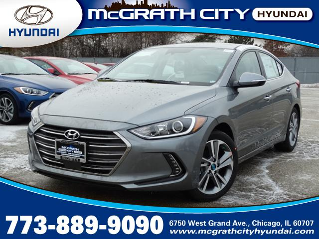 New 2017 Hyundai Elantra in Chicago Illinois