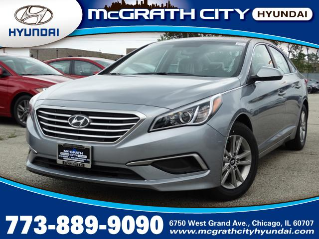 New 2017 Hyundai Sonata in Chicago Illinois
