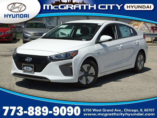 New 2017 Hyundai Ioniq in Chicago Illinois