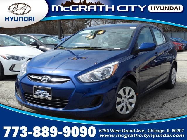 New 2017 Hyundai Accent in Chicago Illinois