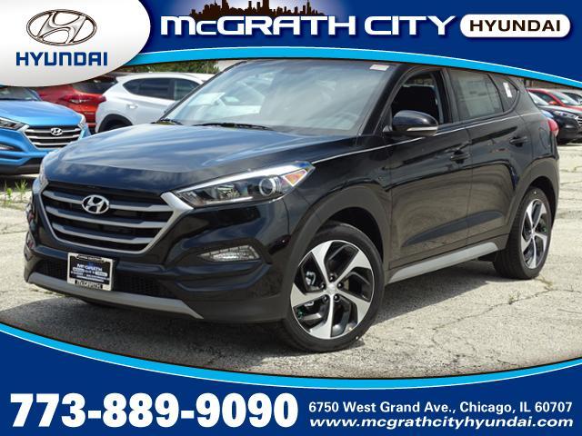 New 2017 Hyundai Tucson in Chicago Illinois