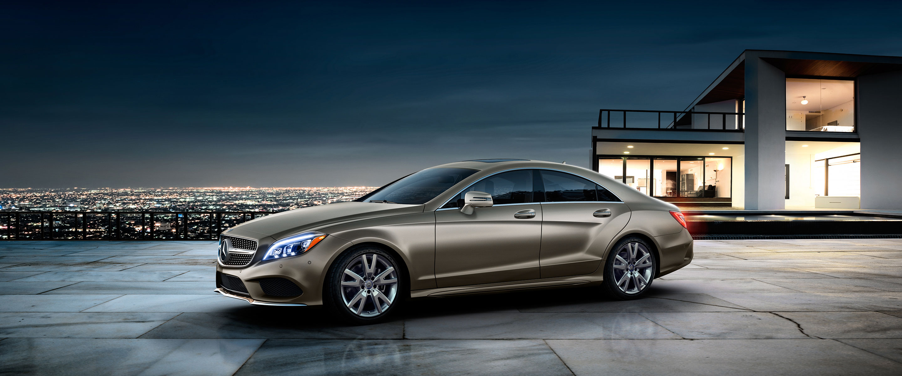 Mercedes Benz of Portland New CLS Class fers Mercedes Benz of