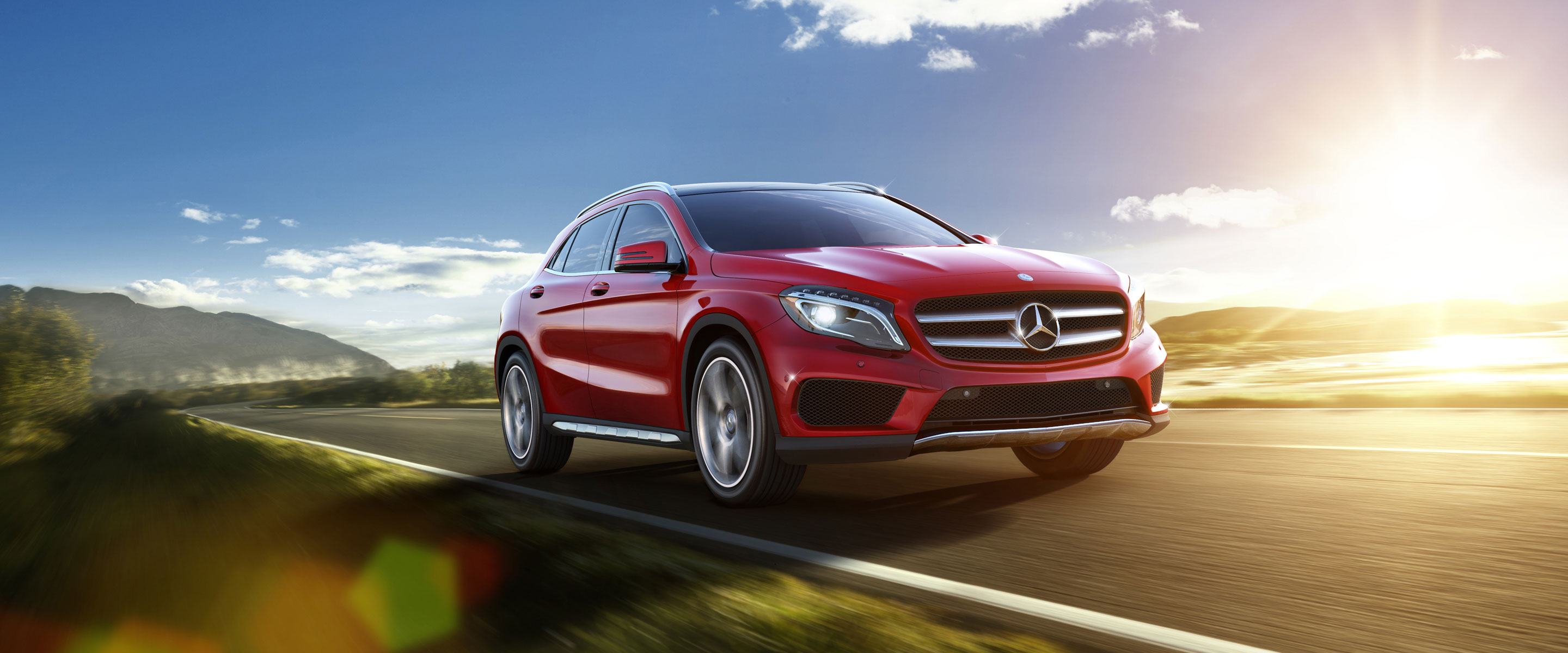 New Mercedes Benz Gla Lease And Finance Specials Louisville Ky