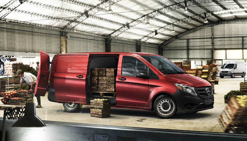 drive benz review vans sprinter tech work first mercedes news goes where to roadshow