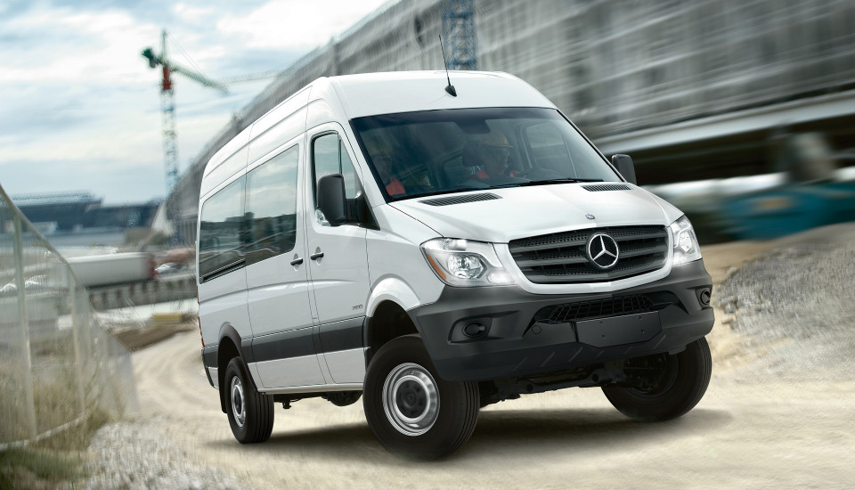 Mercedes Benz Sprinter Van Price Lease Oklahoma City OK