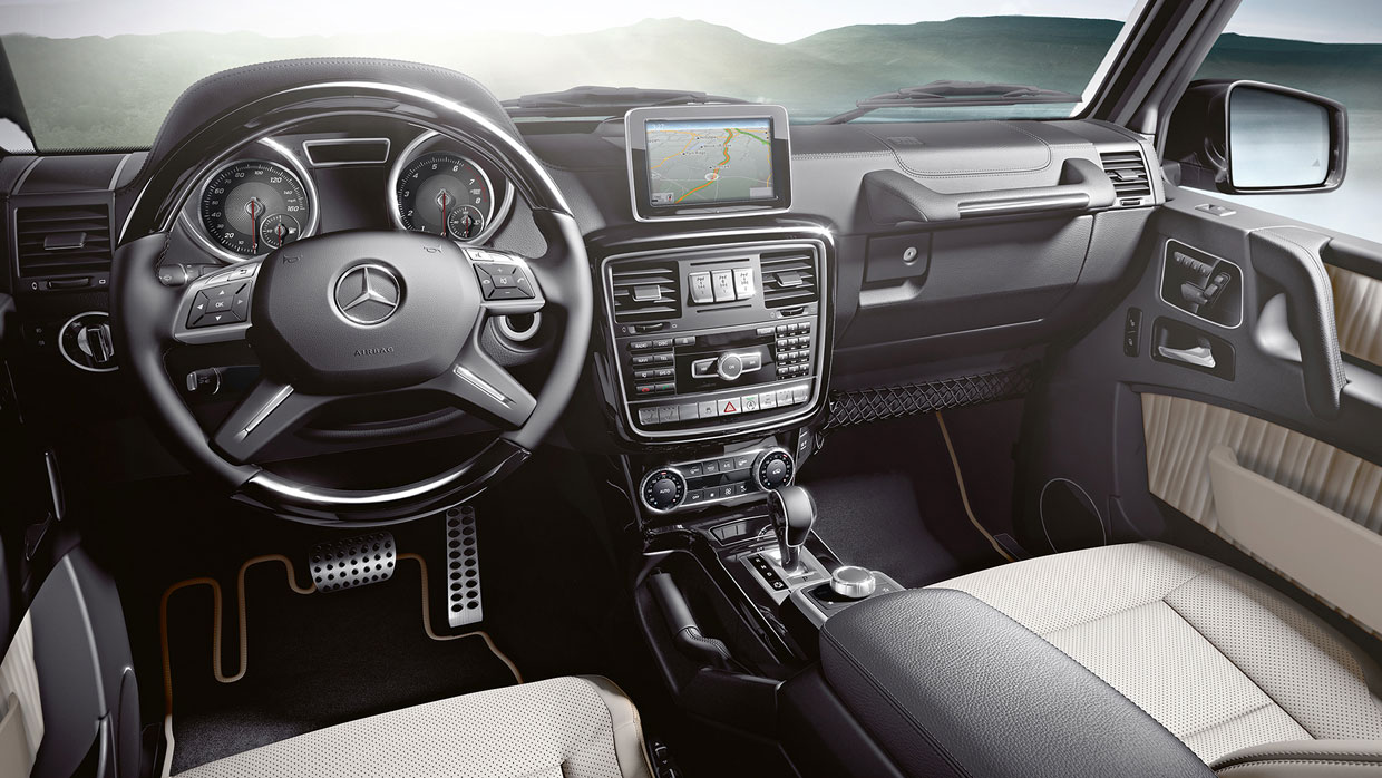 New Mercedes-Benz AMG® G 63 Lease and Finance Offers Doylestown PA