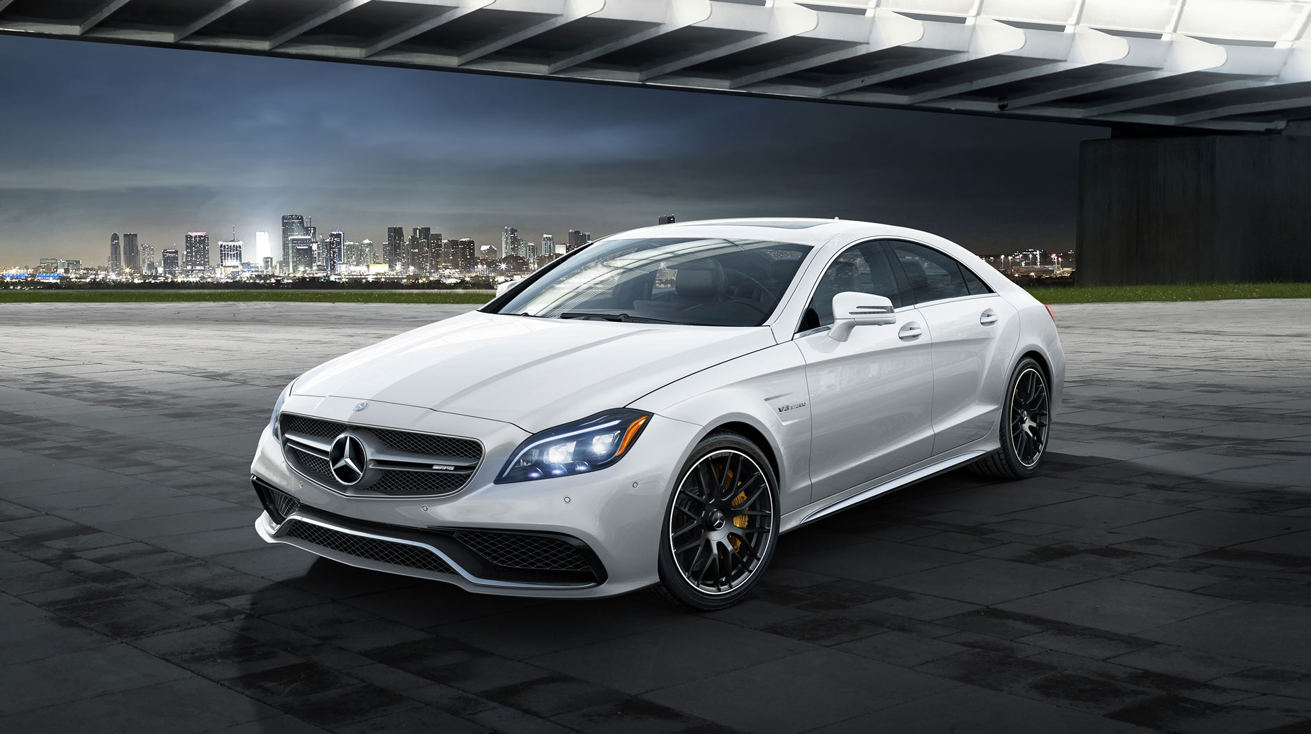 New Mercedes Benz AMG CLS 63 Lease Incentives & Prices LA