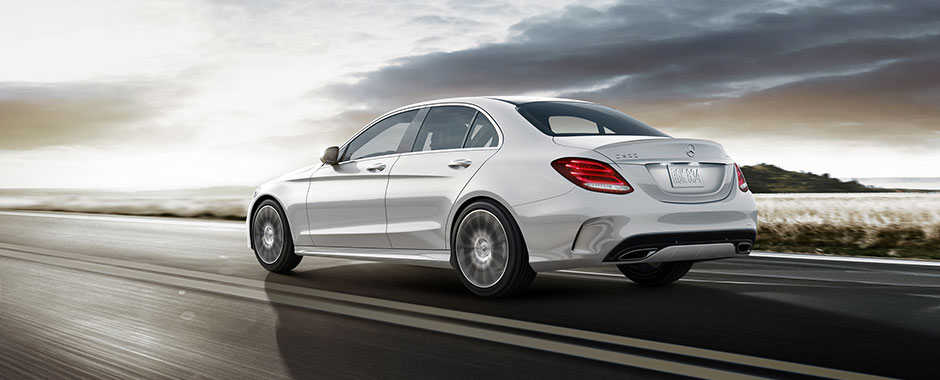 Perfect New Mercedes Benz C Class Exterior Main Image
