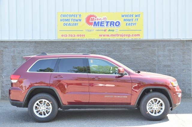 New 2018 Jeep Grand Cherokee In Chicopee Massachusetts