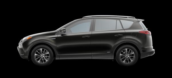 New 2016 Toyota RAV4 Hybrid in Westmont Illinois