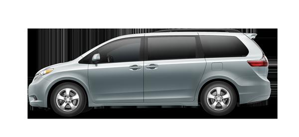 New 2017 Toyota Sienna in Westmont Illinois