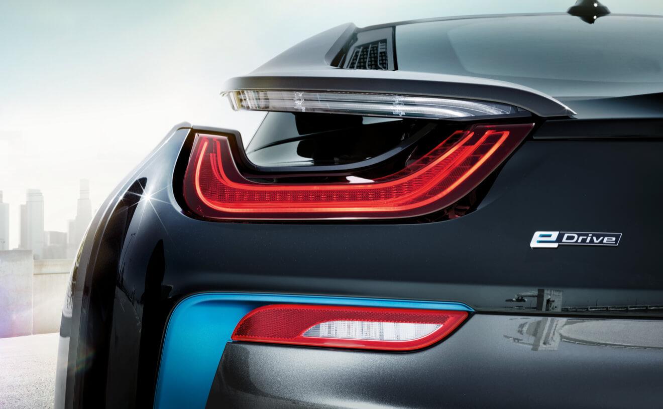 New BMW I8 Exterior Main Image