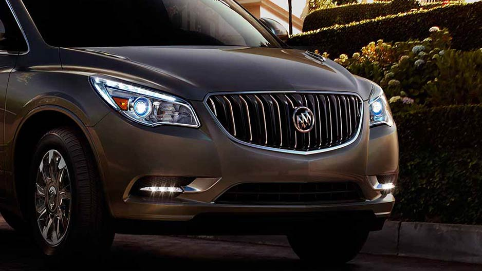New Buick Enclave Exterior main image