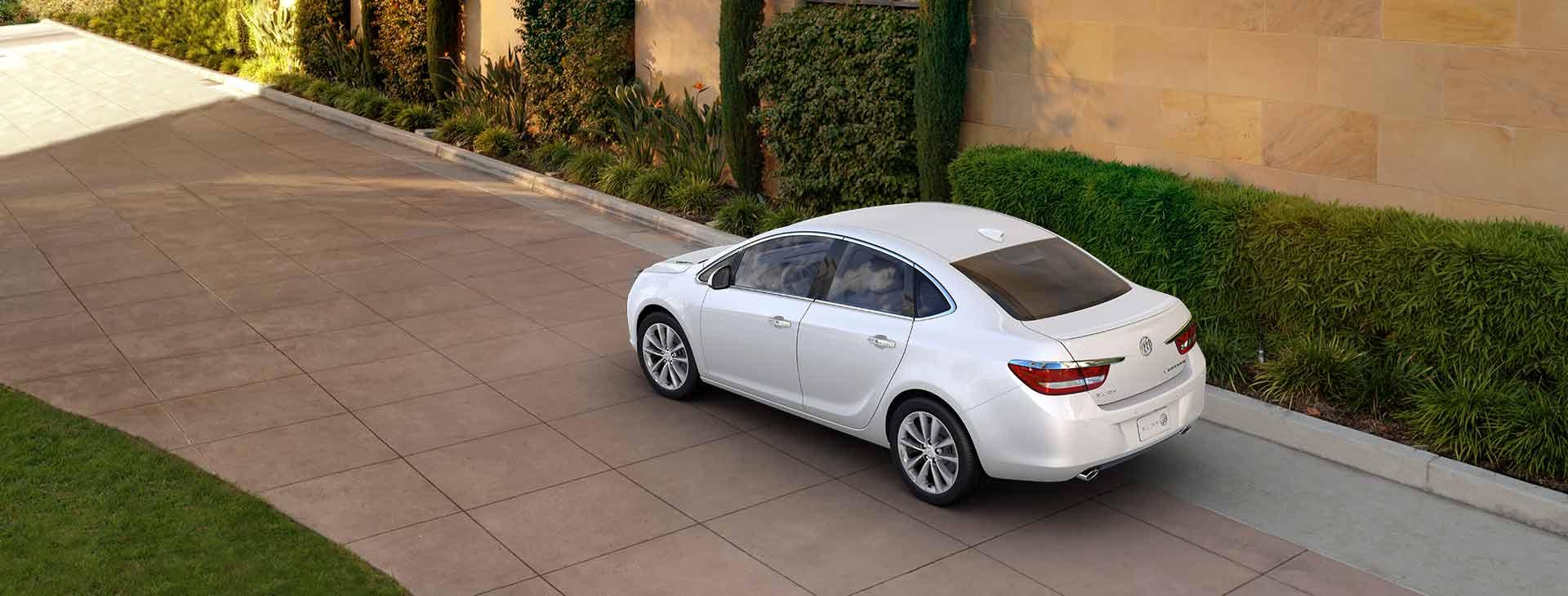 New Buick Verano Exterior main image
