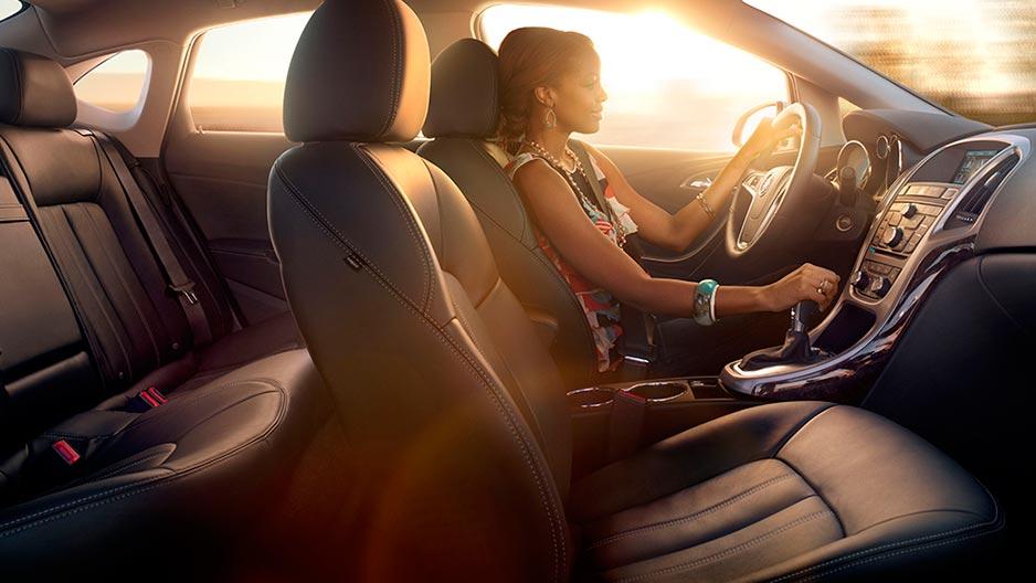 New Buick Verano Interior image 1