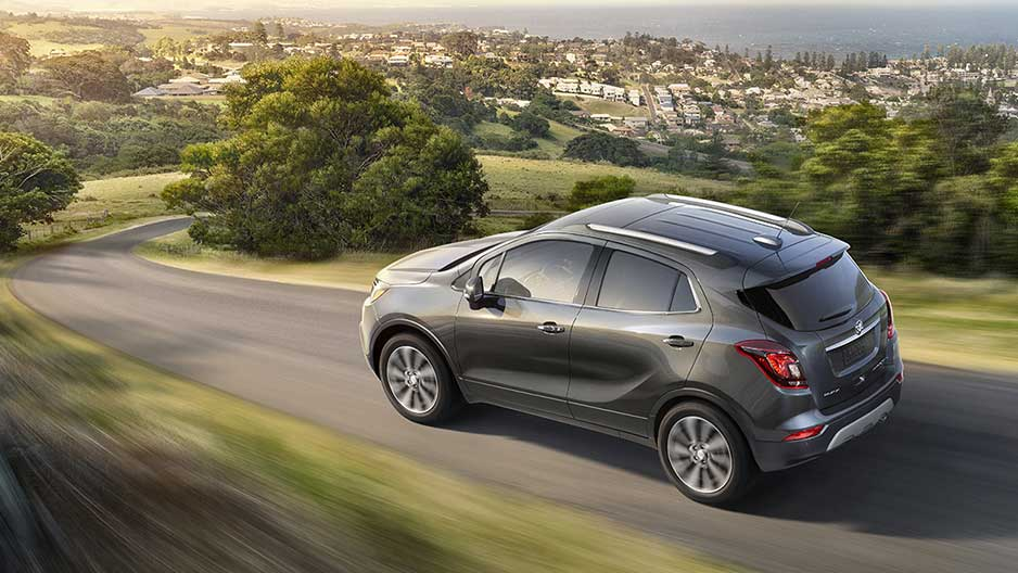 New Buick Encore Exterior image 2