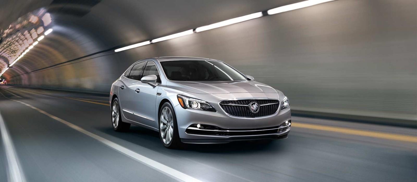 Buick LaCrosse: Roadside Assistance Program (U.S. and Canada)