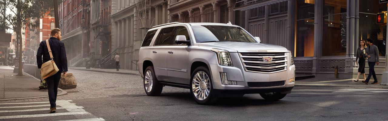 escalade a cadillac motors used much how at is luxury haims detail serving